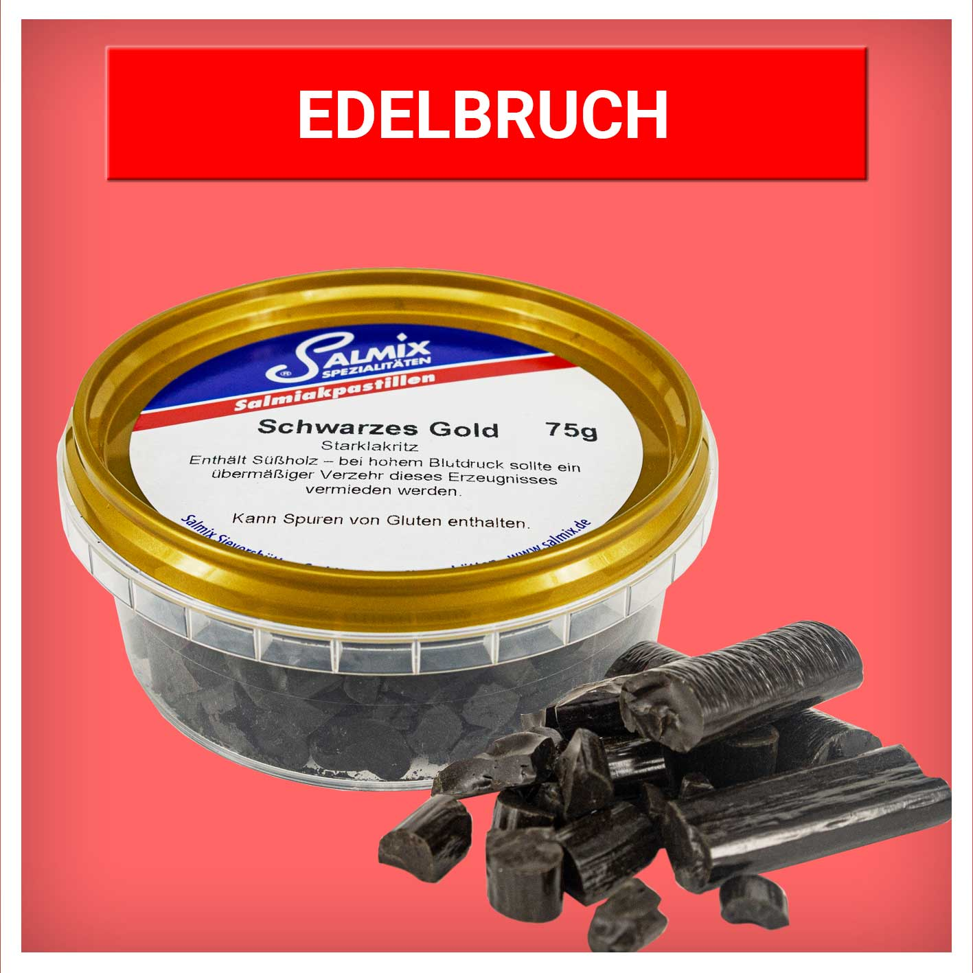 Salmix-Edel-Bruch