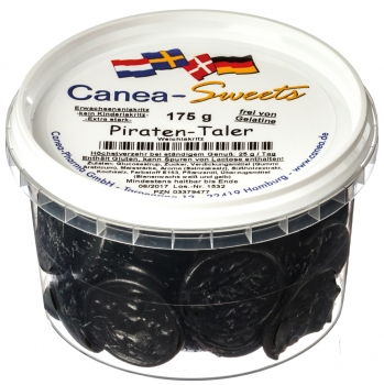 Canea Sweets® Piraten Taler