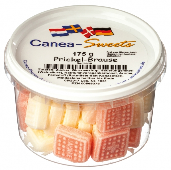 Canea Sweets® Prickelbrause